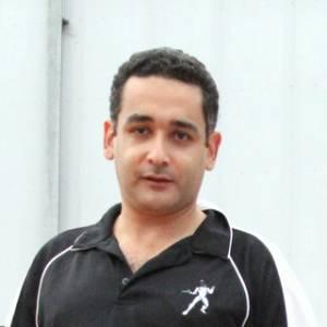 fencing coaches - Arash karpour