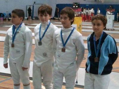 Under 11s Roberta Nutt School Championship March 26, 2011