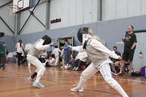 fencing sport benefits