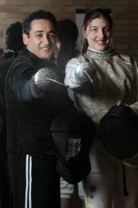 fencing lessons wollongong